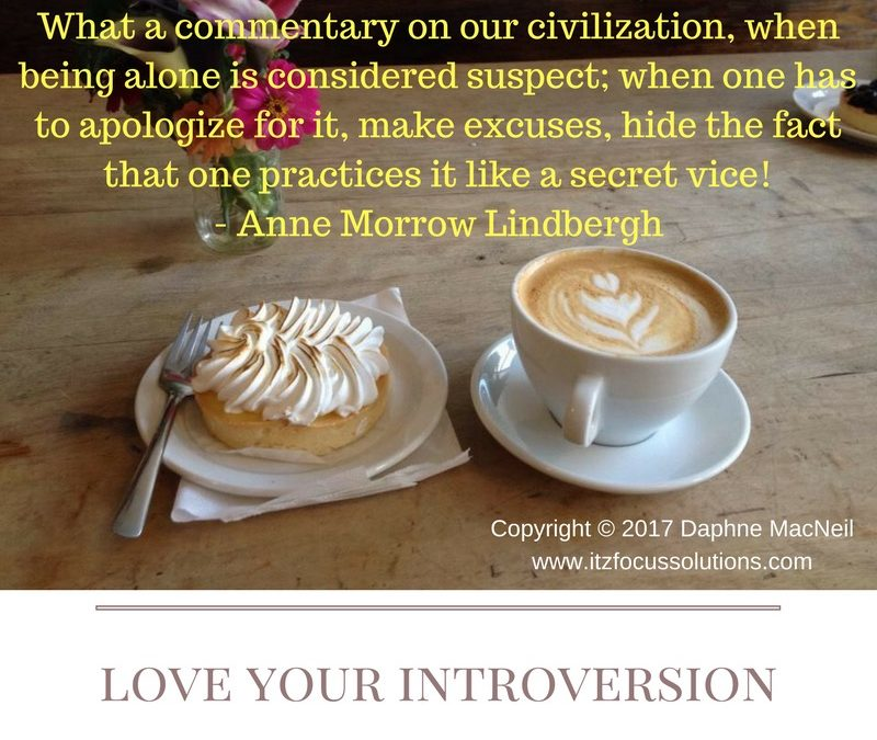Love Your Introversion